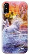 Wild Unicorns IPhone Case