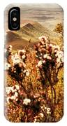Wild West Mountain View IPhone Case