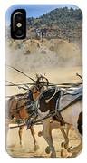 Wild West Ride IPhone Case