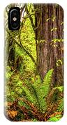 Wild Wonder In The Woods IPhone Case