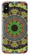 Wilder Flower Mandala IPhone Case