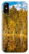 Wilderness Pond 3 IPhone Case