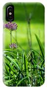 Wildflower Bloom IPhone Case