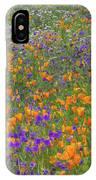 Wildflower Dream IPhone Case