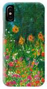 Wildflower Rush IPhone Case