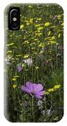 Wildflower Surprise IPhone Case