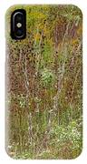 Wildflower Tapestry In Jefferson County IPhone Case