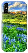Wildflower Wonder IPhone Case
