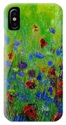 Wildflowers  560121 IPhone Case