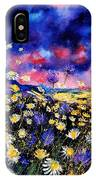 Wildflowers 67 IPhone Case