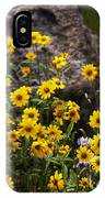 Wildflowers Honoring Mary Jabens IPhone Case
