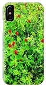 Wildflowers IPhone Case