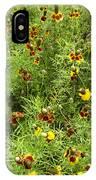 Wildflowers Nine IPhone Case