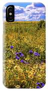 Wildflowers Of The Carrizo Plain Superbloom 2017 IPhone Case