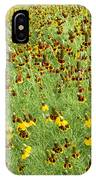 Wildflowers One IPhone Case