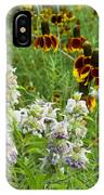 Wildflowers Seven IPhone Case