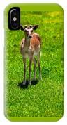 Wildlife 2 IPhone Case