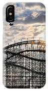 Wildwood Roller Coaster IPhone Case
