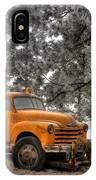 Will Plow For Snow IPhone Case