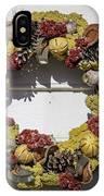 Williamsburg Wreath 29 IPhone Case