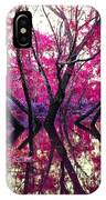 Willow Pink IPhone Case