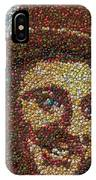 Willy Wonka Fizzy Lifting Bottle Cap Mosaic IPhone Case