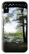 Wilson Pond Framed IPhone Case