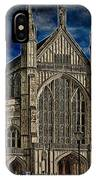 Winchester Cathedral IPhone Case