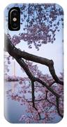 Wind Blossoms IPhone Case