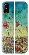 Wind Dancers IPhone Case