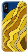 Wind Goddess IPhone Case