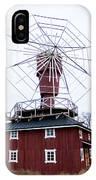 Wind Mill IPhone Case