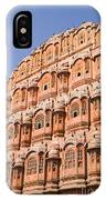 Wind Palace - Jaipur IPhone Case