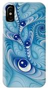 Wind Up Marble Works  IPhone Case