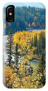 Winding Creek IPhone Case