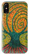 Winding I IPhone Case