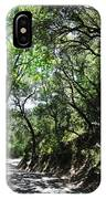 Winding Road Santa Ynez Mountains IPhone Case