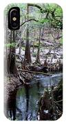 Winding Sopchoppy River IPhone Case