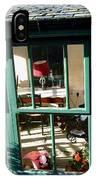 Window At Corcreggan's Mill IPhone Case