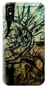 Window Drawing 01 IPhone X Case