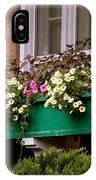 Window Flower Box IPhone Case