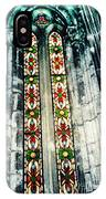 Window In The Lisbon Cathedral IPhone Case