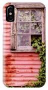 Window Of Ivy IPhone Case