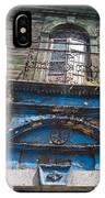 Window On Side Street Quezaltenango Guatemala IPhone Case