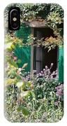 Window To Monet IPhone Case