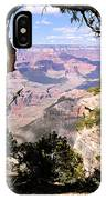 Window To The Past 1 - Grand Canyon IPhone Case