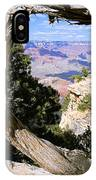 Window To The Past 21 - Grand Canyon IPhone Case