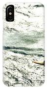Windsurfing Silver Waters IPhone Case