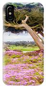 Windy Tree IPhone Case