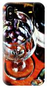 Wine And Dine IPhone Case